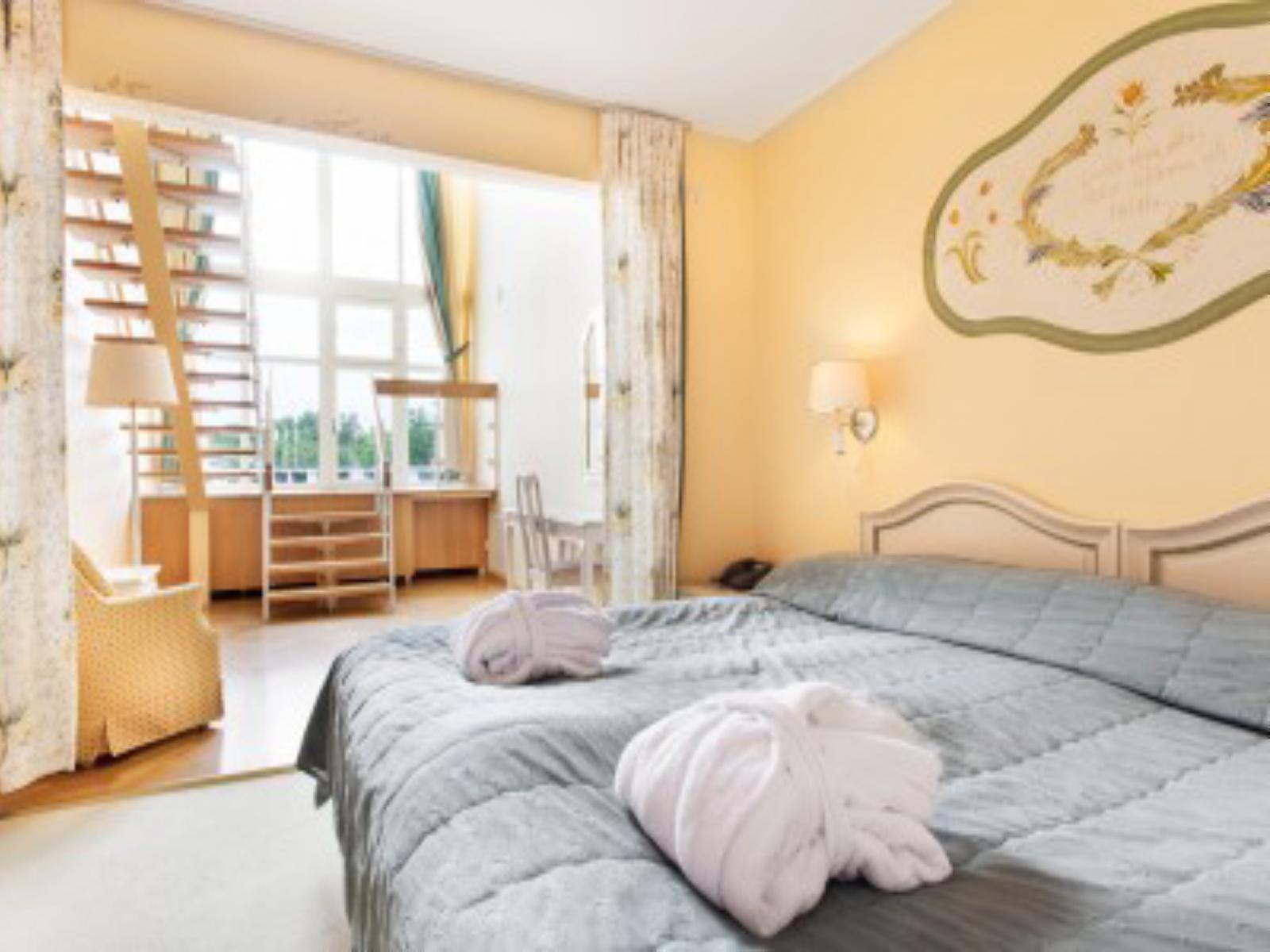 white elephant århus hotel med jacuzzi på værelset
