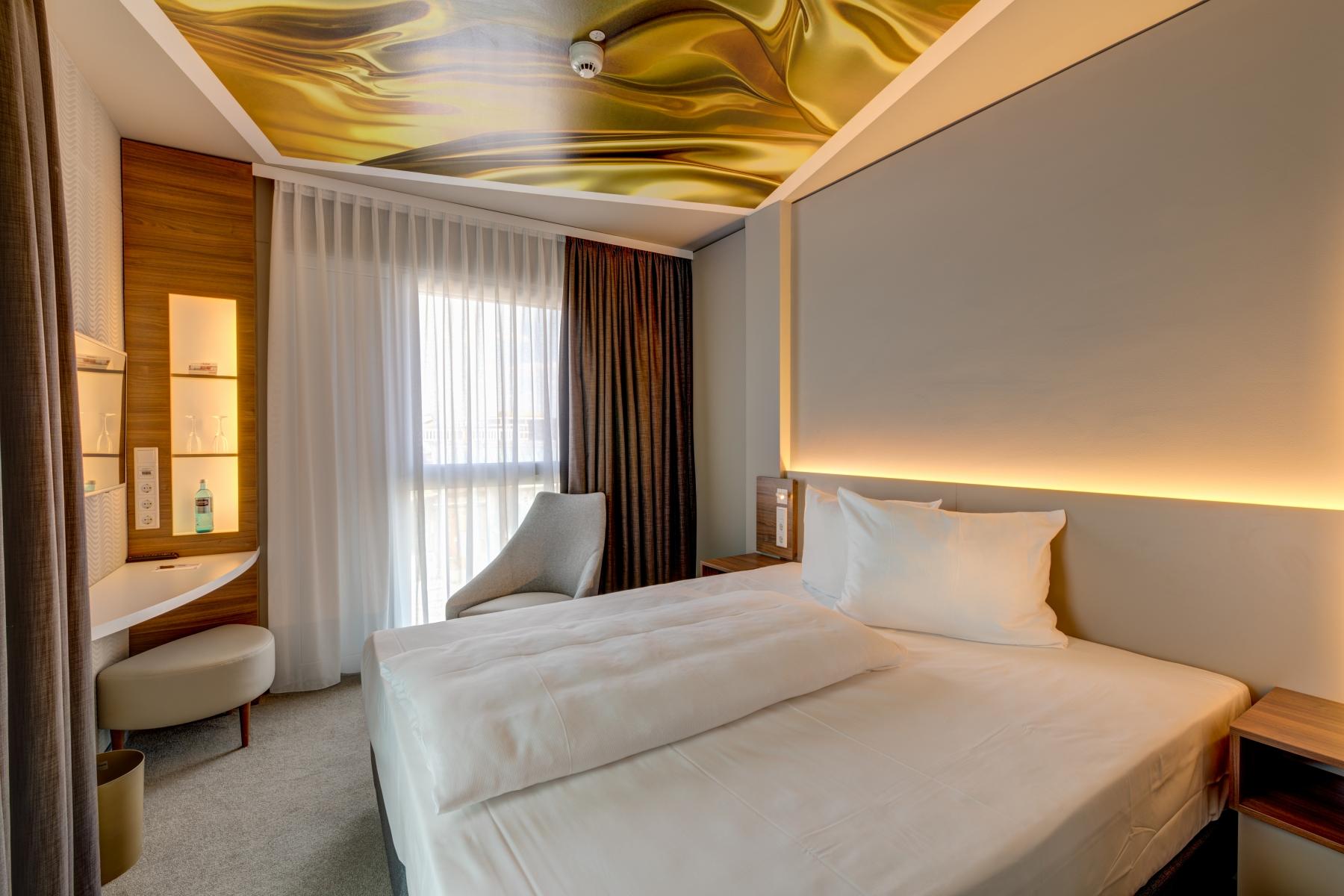 flotte kusser hotel med jacuzzi på værelset