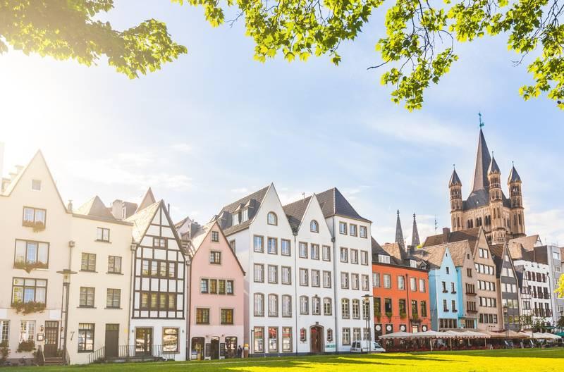 BURNS Art Cologne i Köln - Få de bedste tilbud!